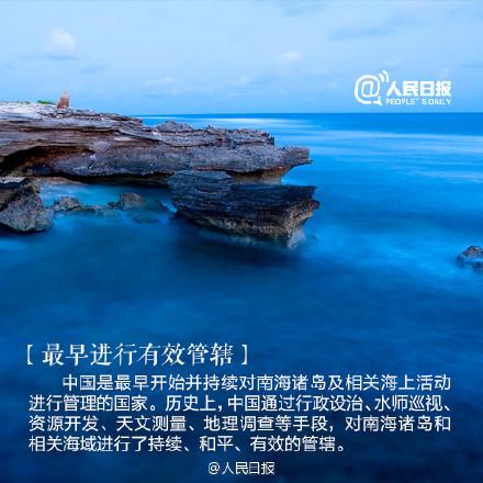 为什么南海诸岛是中国的